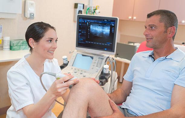 Duplex ultrasound